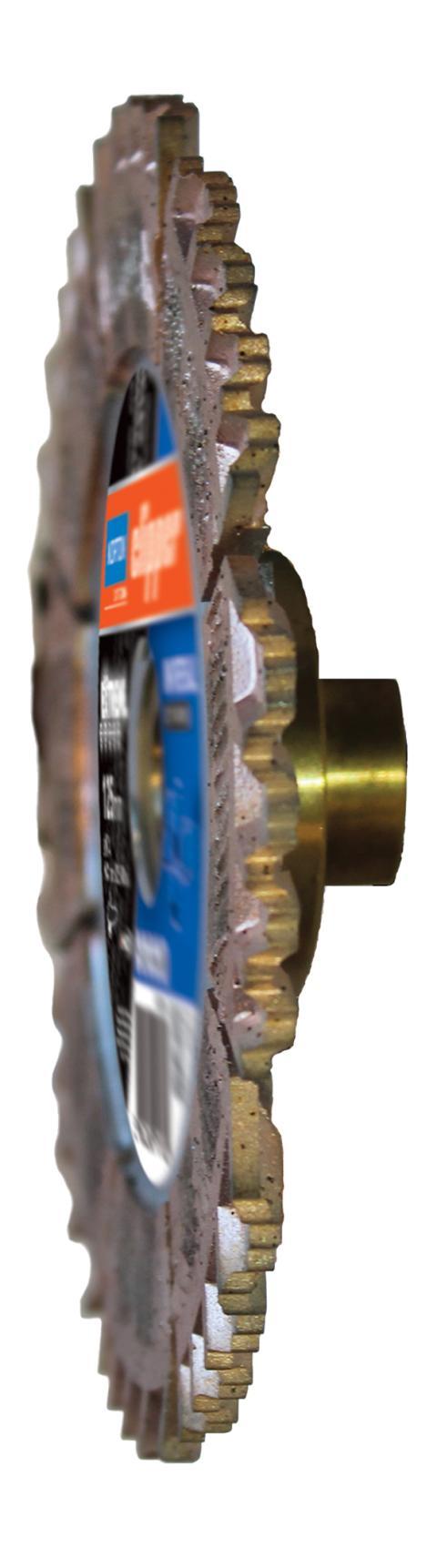 Norton Clipper klinga Extreme Cut&Grind - Produkt 3