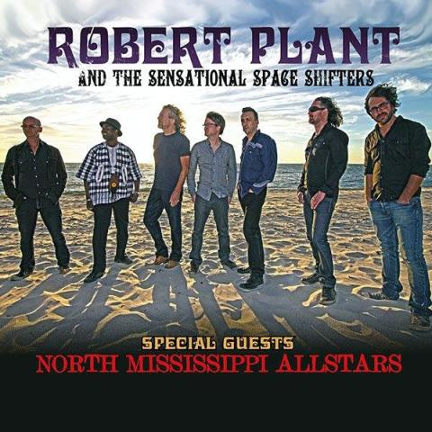 Robert Plant & The Sensational Space Shifters till Dalhalla i sommar!