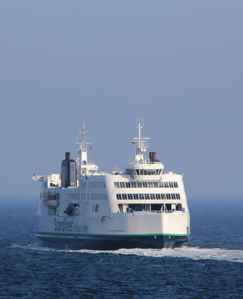Scandlines og Corvus Energy vinder Ship Efficiency Award