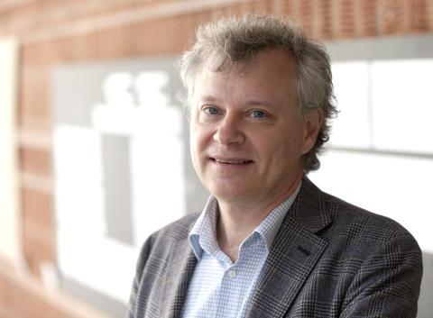 Lars Marcus ny professor i stadsbyggnad