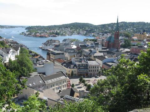 Business Case för en snabbare järnvägsförbindelse mellan Oslo och Stockholm presenteras i Arendal