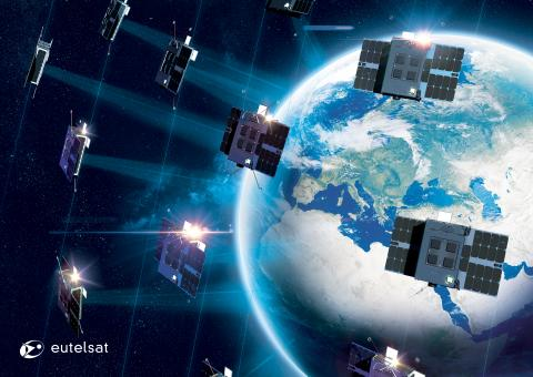 ​Eutelsat dà il via a ELO, la sua costellazione di nanosatelliti dedicata all'Internet of Things