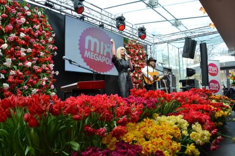 Tulpankonsert med Anna Bergendahl, Nea och Miriam Bryant