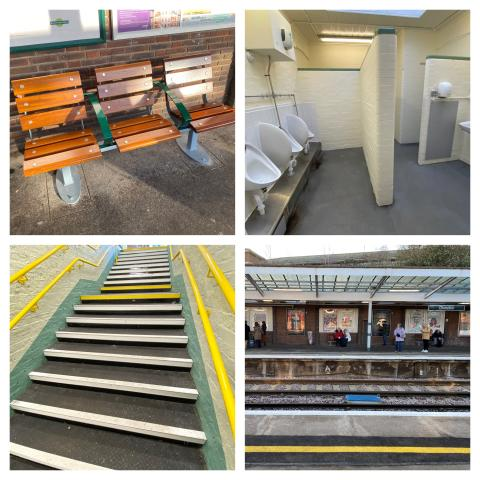 Station improvements welcomed at Chichester, Barnham and Emsworth
