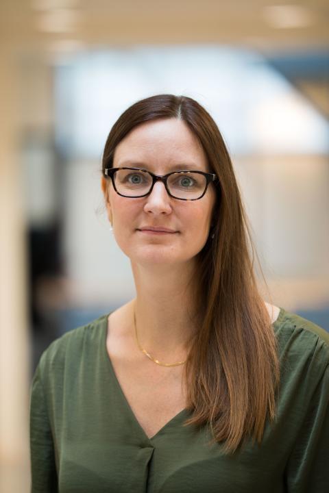Stina Högbladh, projektledare Uppsala Conflict Data Program, UCDP, Uppsala universitet.