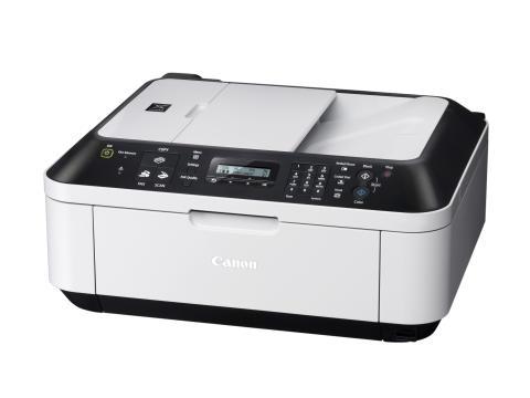 Canon  PIXMA MX360 vit framifrån
