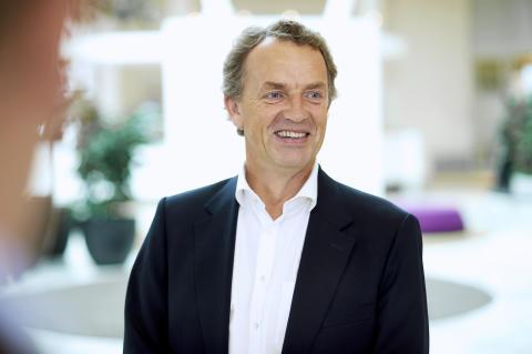 Anders Strålman, vd och koncernchef Axfood AB