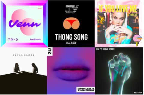 Warner Music Friday - ukens slipp!