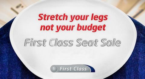 Virgin Trains launches First Class seat sale