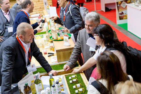 En försmak på Natural Products Scandinavia & Nordic Organic Food Fairs utställare 2017