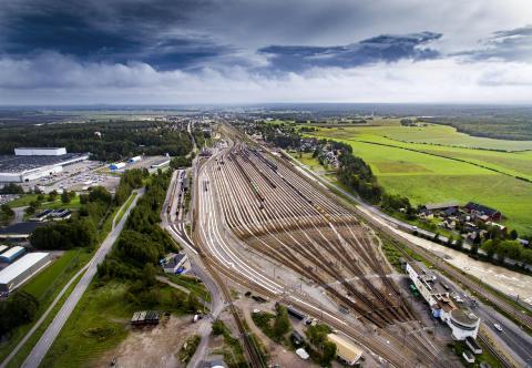 Örebroregionen utsedd till ett av Sveriges bästa logistiklägen