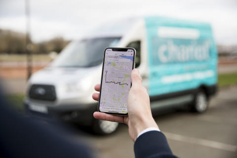 Chariot London Samkjøring 2018