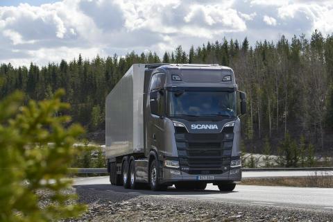 Norsk Scania AS väljer Logent som ny samarbetspartner inom tull