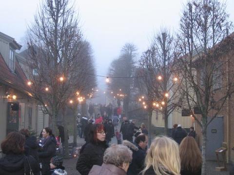 Julmarknad på Torekällberget – julstämning som förr i tiden!