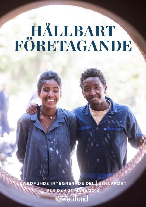 Swedfunds Integrerade delårsrapport jan-mars 2016