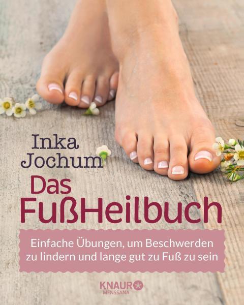 Cover Das FußHeilbuch