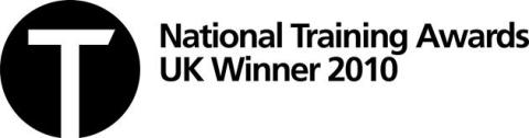 Center Parcs named National Training Awards UK Winner 2010