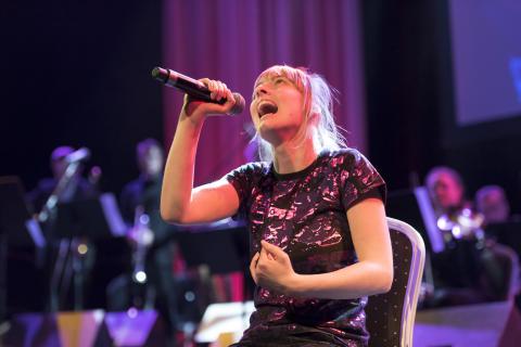 Felicia Kamsvåg, 2014 års vinnare