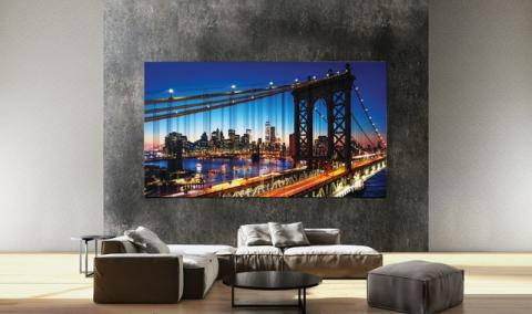 CES 2020 MicroLED