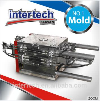 "Intertech is a ""one-stop-shop"" for all your mold & molding needs"