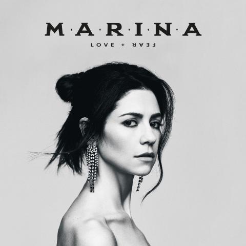 Endelig nytt album fra Marina Diamandis