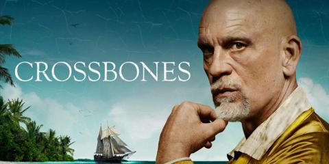 Nu kommer Viaplay Premiere-serien Crossbones till Sverige