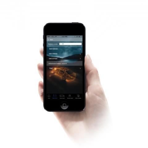 VARTA® -akuntunnistaja nyt saatavilla iOS- ja Android-laitteisiin
