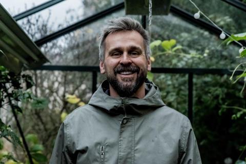 Farbror Grön kommer till Nolia Trädgård 2019 för att sprida sitt gröna evangelium