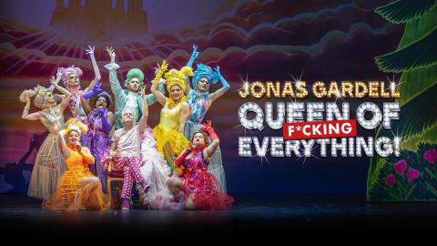 """Jonas Gardell ger ytterligare 32 föreställningar i Göteborg med hyllade showen """"Queen of f*cking everything"""""""