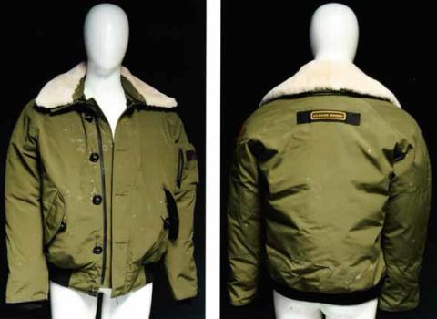 O'Brien's Canada Goose jacket