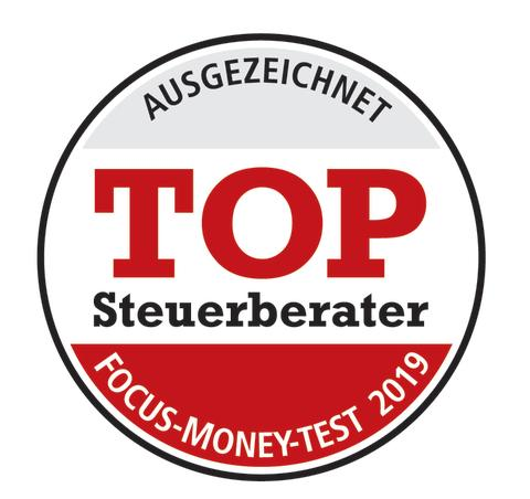 "FOCUS-MONEY: ""Top Steuerberater 2019"":  ETL Hannes & Kollegen  gehört zu den besten Steuerberatern"