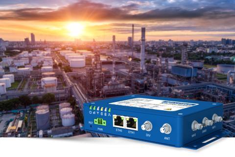 Vass 4G router anpassad för IoT