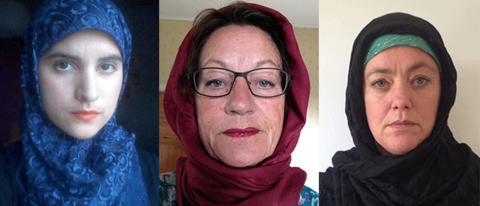 Feministiskt initiativ stödjer hijabuppropet