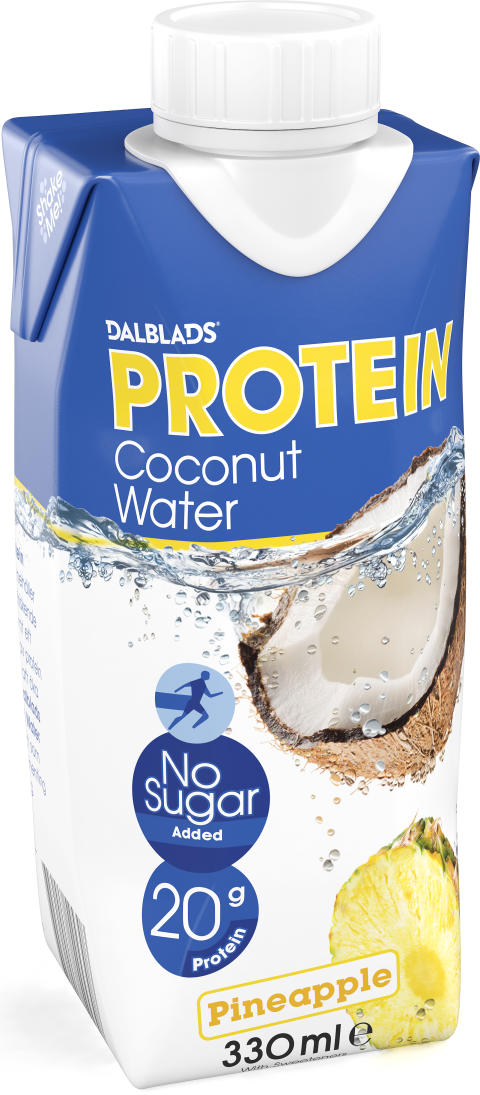 Dalblads Coconut Water Pineapple