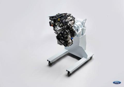 Fordin 1.0-litrainen EcoBoost moottori menestyi jälleen