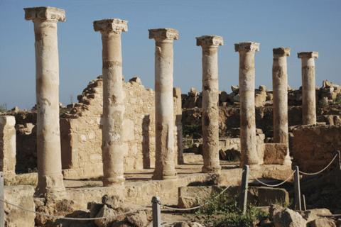 Langtidsferie Kypros