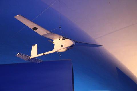 Den fjerne krig åbner i opdateret version med drone