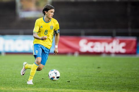 Sverige möter Danmark på nya Olympia