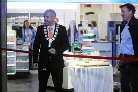 Åpner Norges første flyplass-apotek