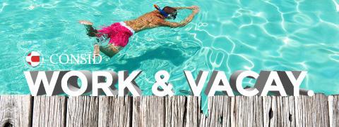 Få ett jobb – och en semesterresa