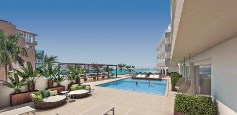 Urlaub für Anspruchsvolle - alltours investiert weiter in die hohe Qualität seiner allsun Hotels auf Mallorca