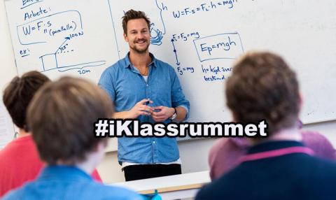 Börjes undervisning når ut till hela Sverige