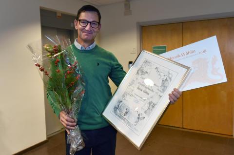 Henrik Wåhlin, årets ungdomsledare