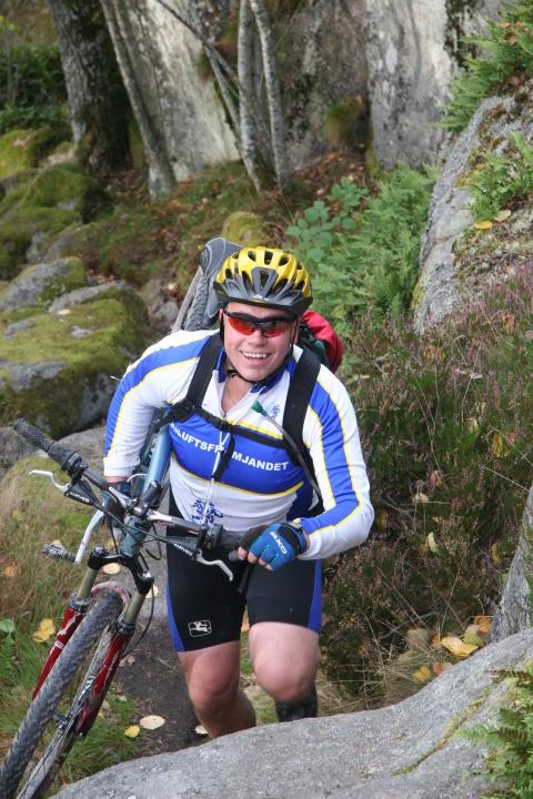 Cykling MTB