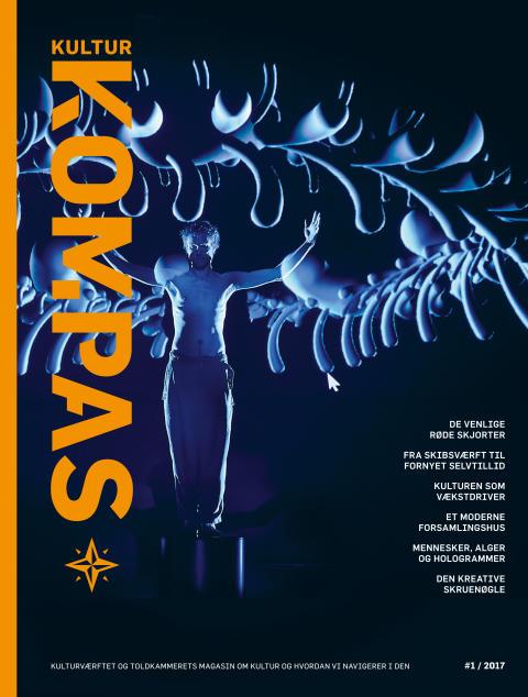 KulturKompas - Nyt årsmagasin fra Kulturværftet og Toldkammeret