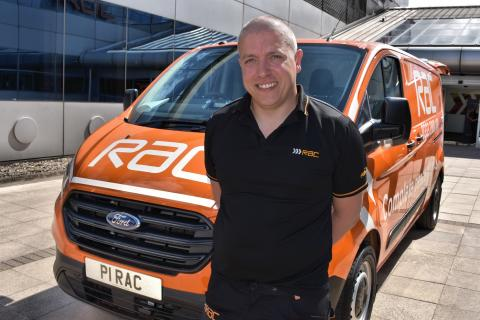 Manchester roadside technician named RAC Patrol of the Year