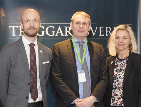 Arriva ingår samverkansavtal med stiftelsen Tryggare Sverige.
