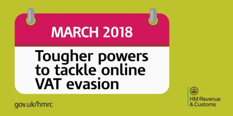 HMRC levels the playing field by tackling online VAT fraud