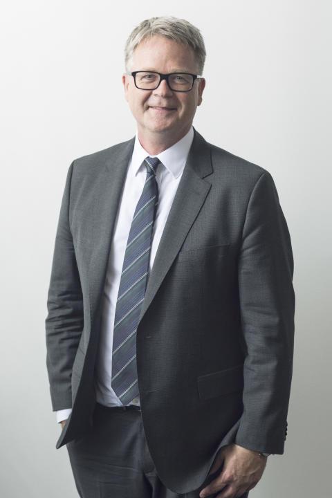 Niels Erik Folmann adm. dir. DLI