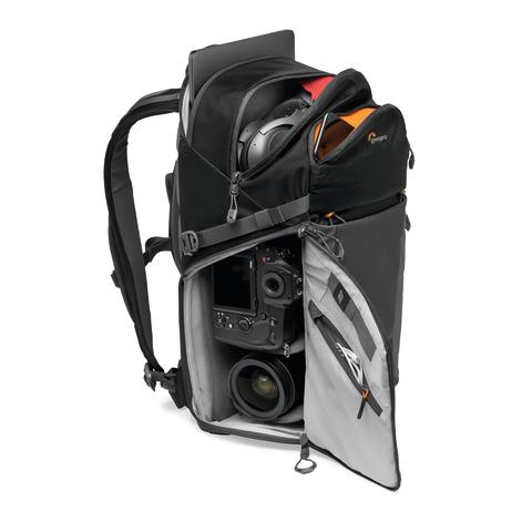 Camera_BackPack_Lowepro_Photo_Active_BP_300_LP37255-PWW_ Stuffed_Nikond850_4C